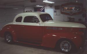 HoneyBares Auto restoration